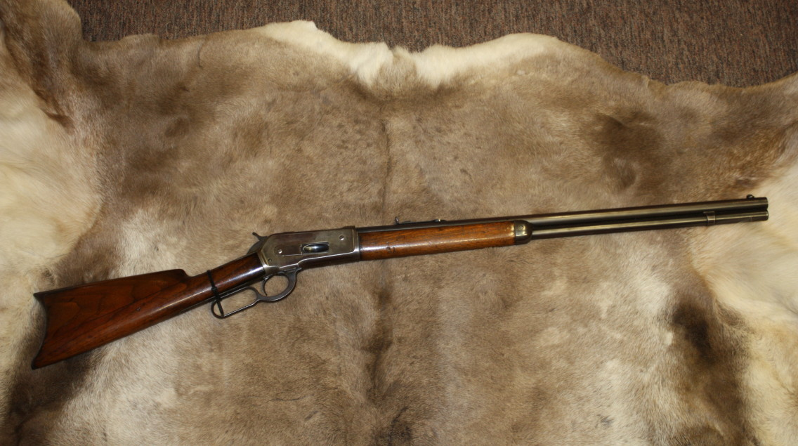 New Winchester Rifle - San Juan Trading Post